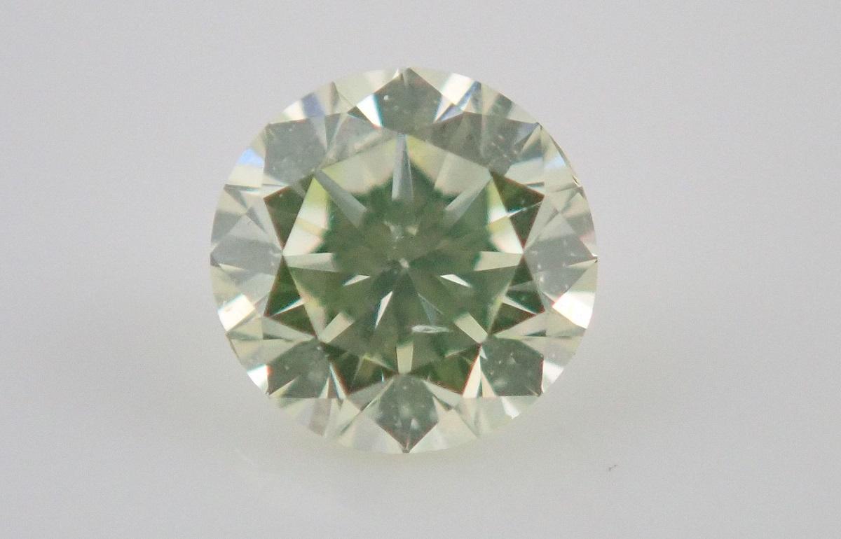 グリーンダイヤモンド ルース