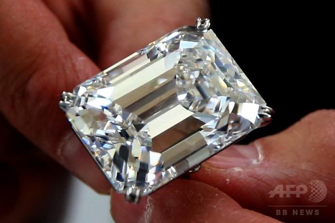 100カラットダイヤモンド