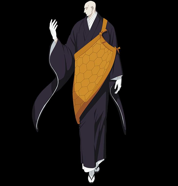 宝石の国 金剛先生1