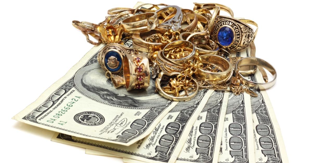 お金とゴールド
