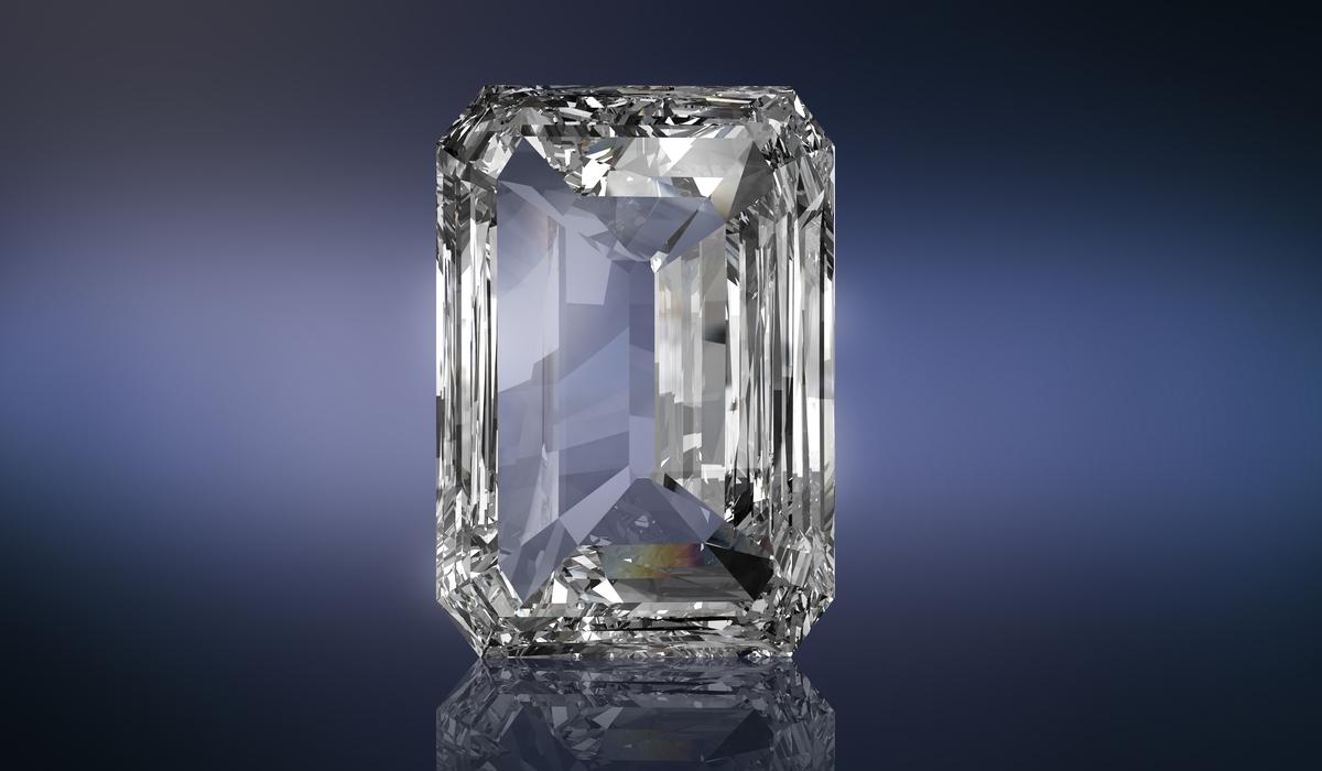 エメラルドカット ダイヤモンド3