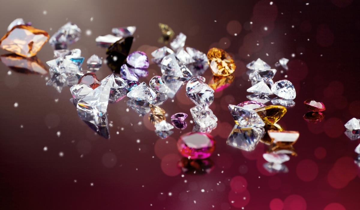 キラキラ宝石