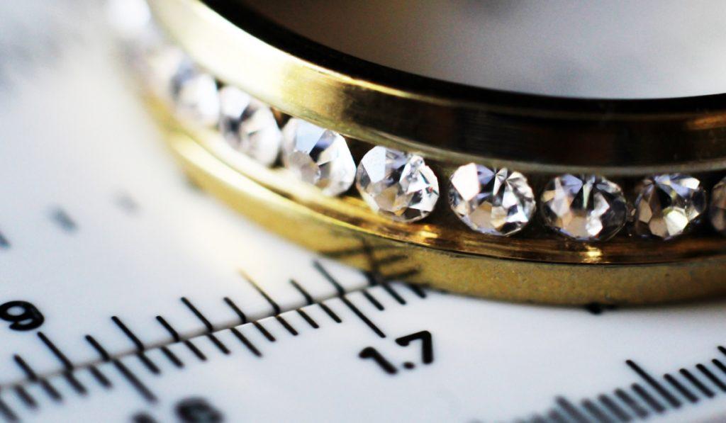 ダイヤモンドリング メジャー