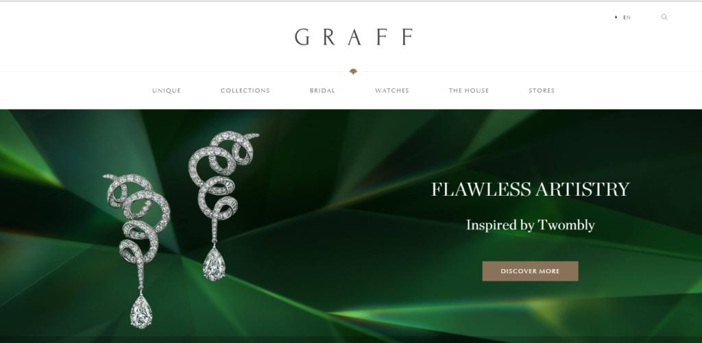 Graff(グラフ)webサイトTOP