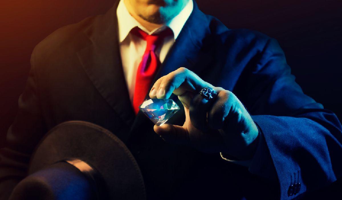 ダイヤモンド取引