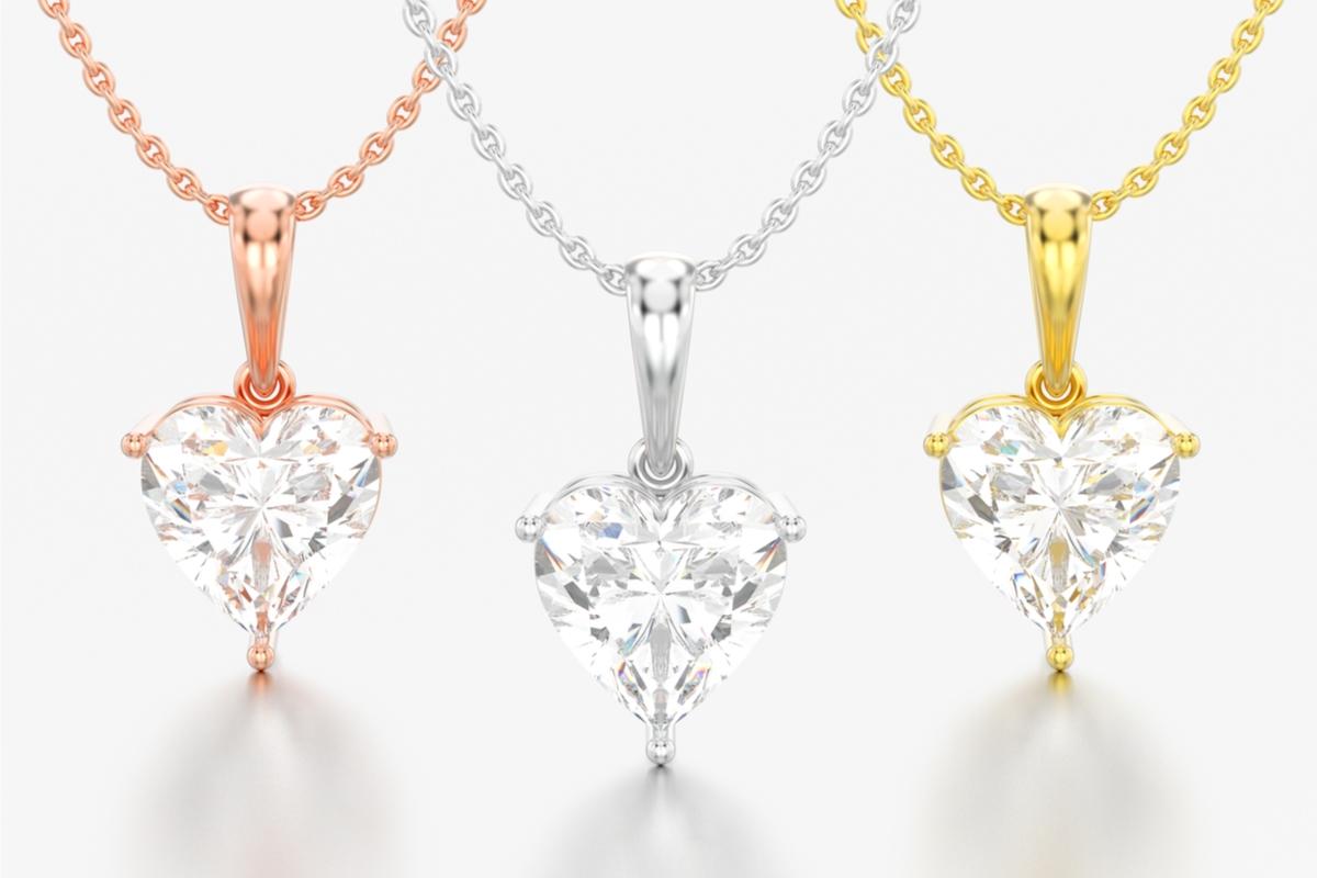 ダイヤモンドネックレス2
