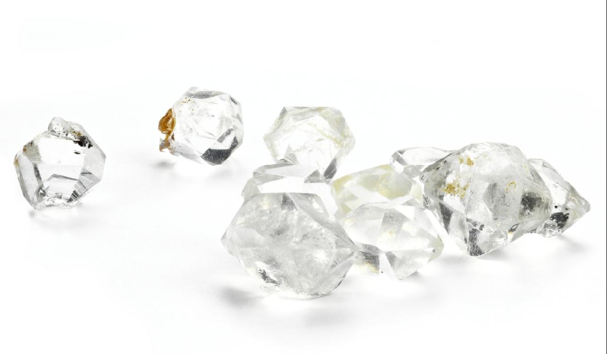 ハーキマーダイヤモンド5