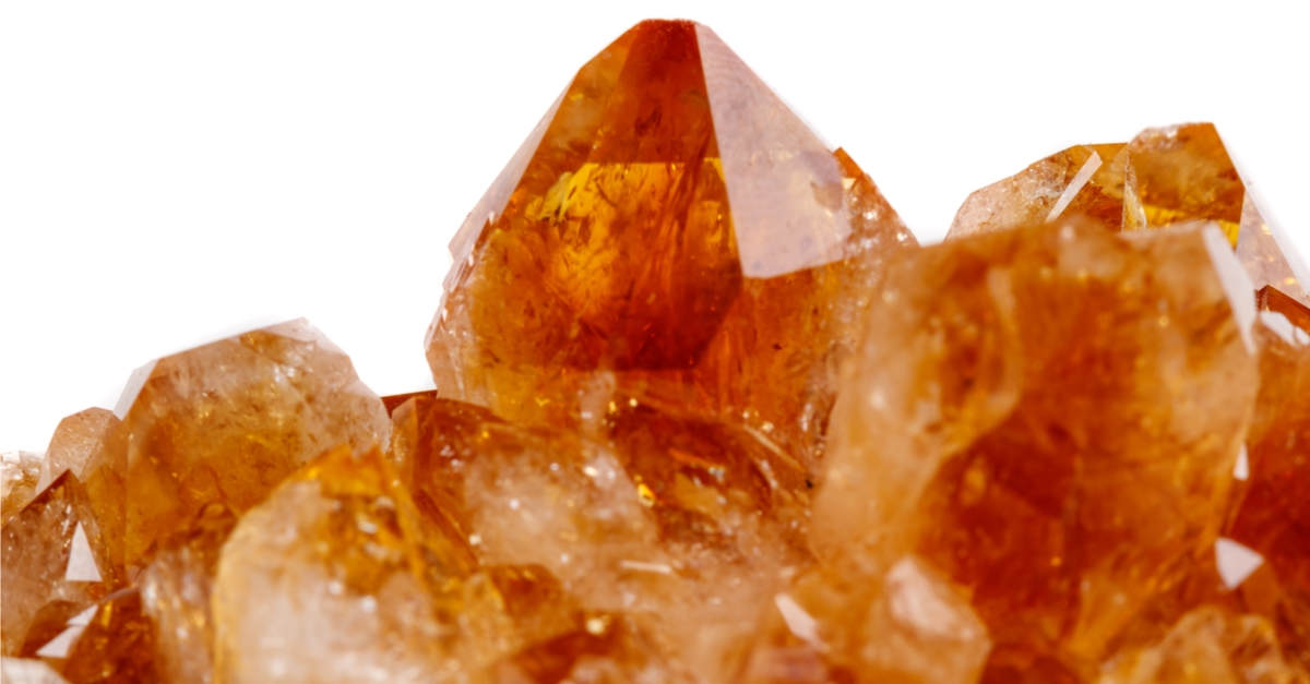 シトリン結晶