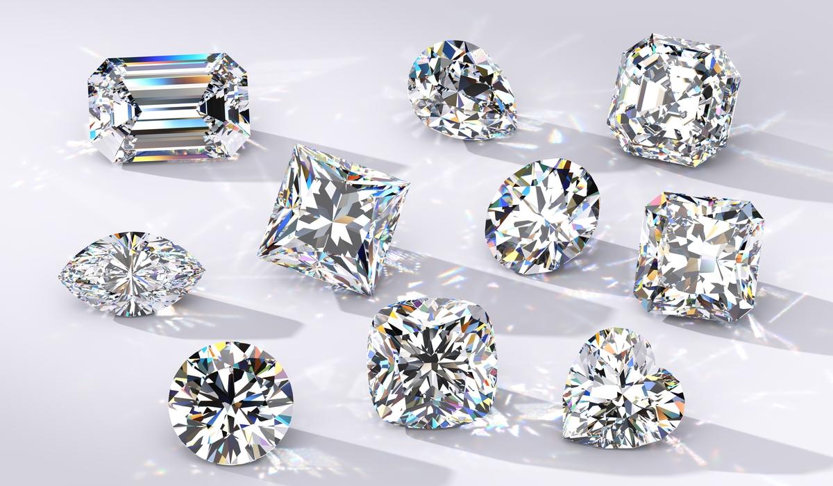 ダイヤモンドカット