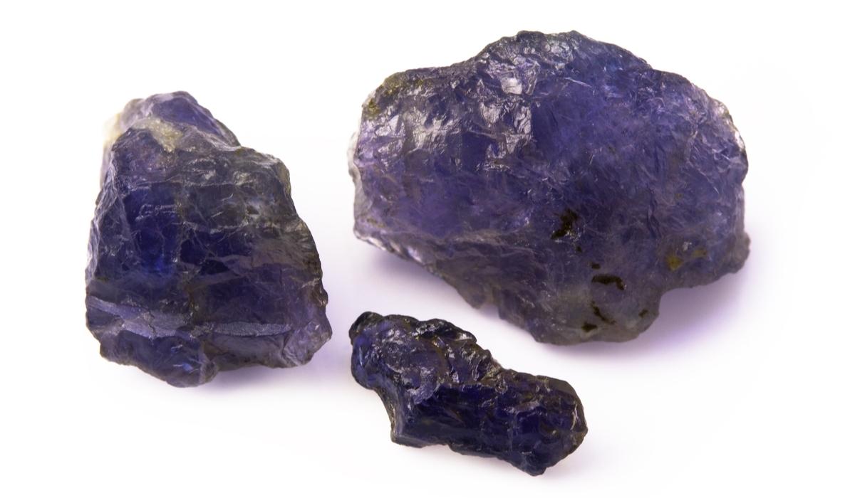 アイオライト原石2