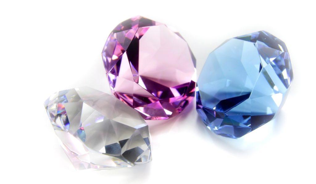 ファンシーカラーダイヤモンド