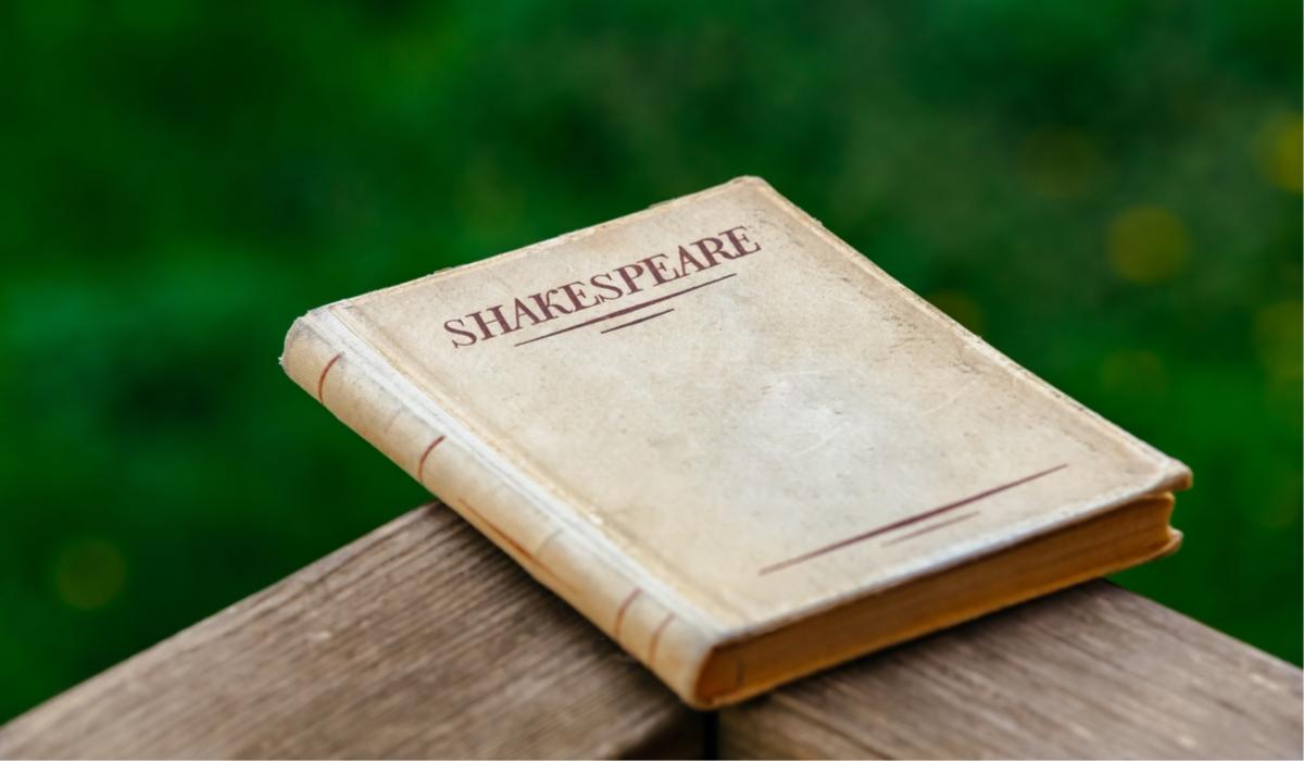 シェイクスピアの本