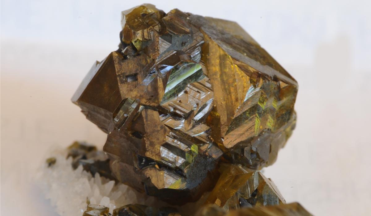 スファレライト原石