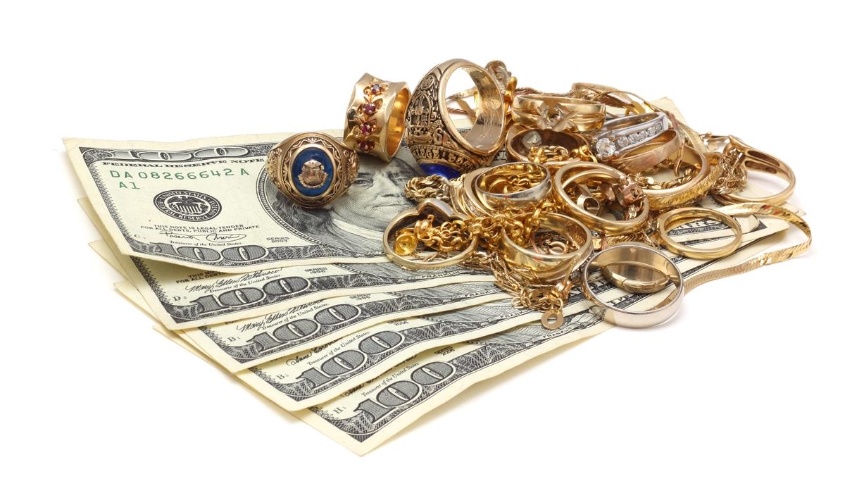 ゴールド お金