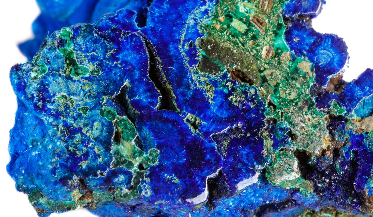 マラカイト アズライト 鉱物