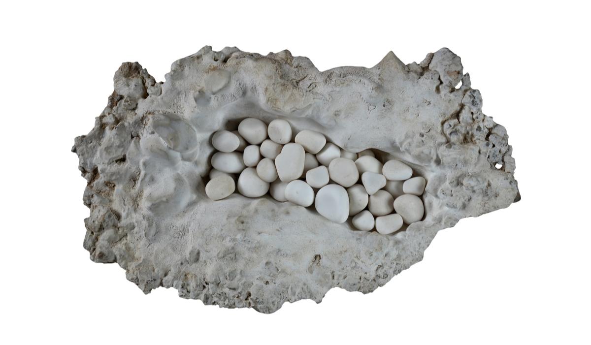 アラゴナイト 原石 ケーブパール