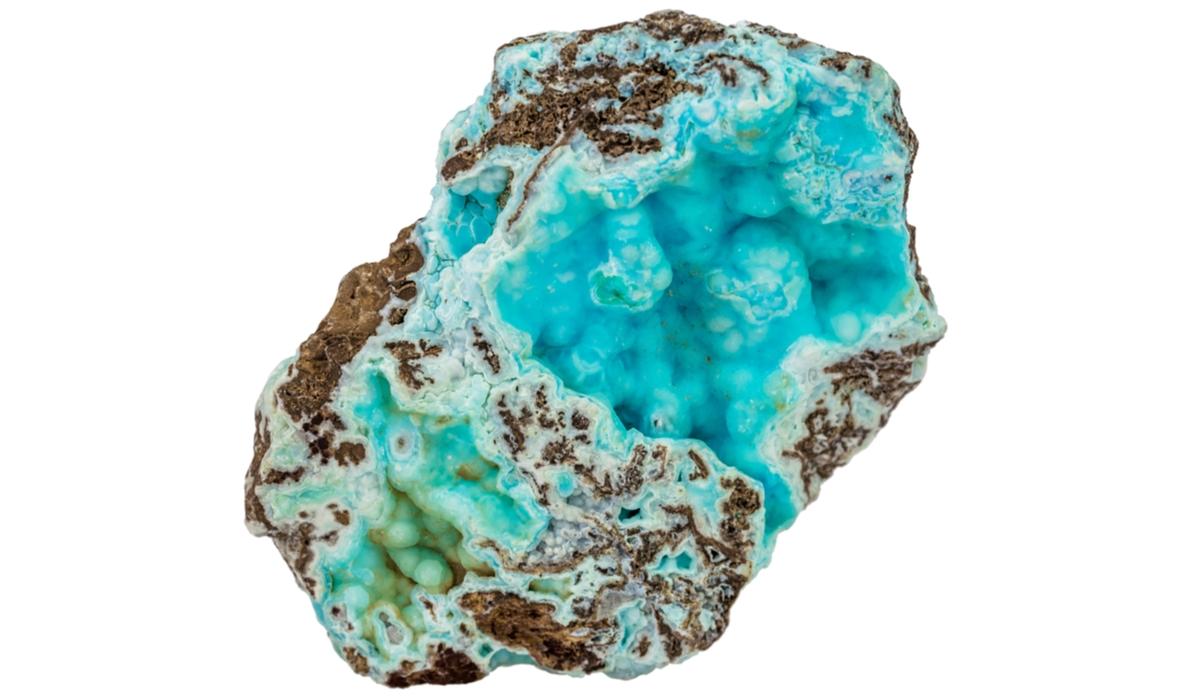 ヘミモルファイト 原石