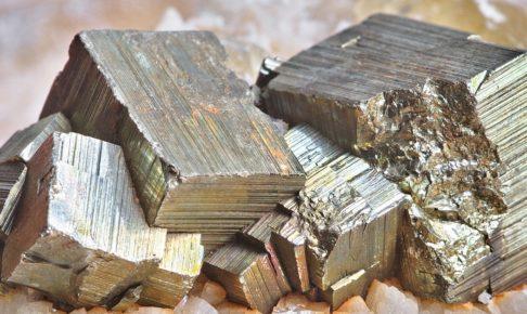 パイライト 原石