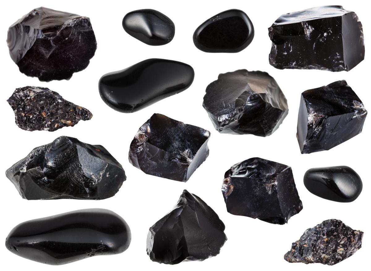 オブシディアン 原石