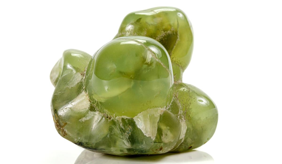 プレーナイト 原石