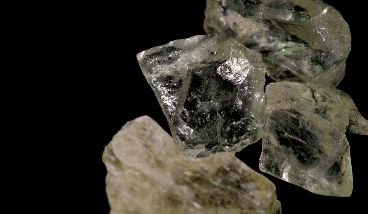 クンツァイト ヒデナイト 結晶