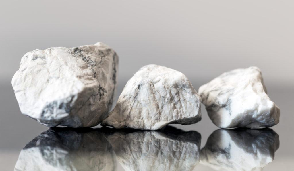 ハウライト 原石