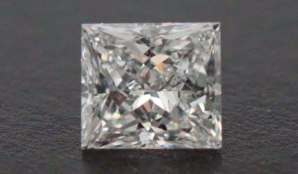 ダイヤモンド ルース プリンセスカット
