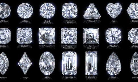 ダイヤモンドカット 一覧
