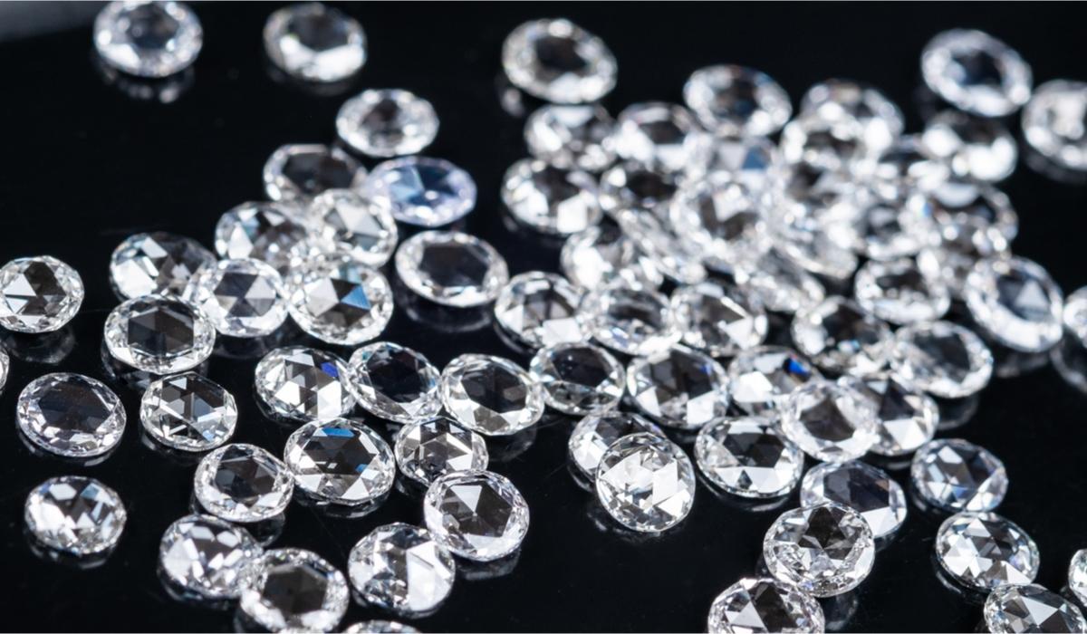 ローズカット ダイヤモンド