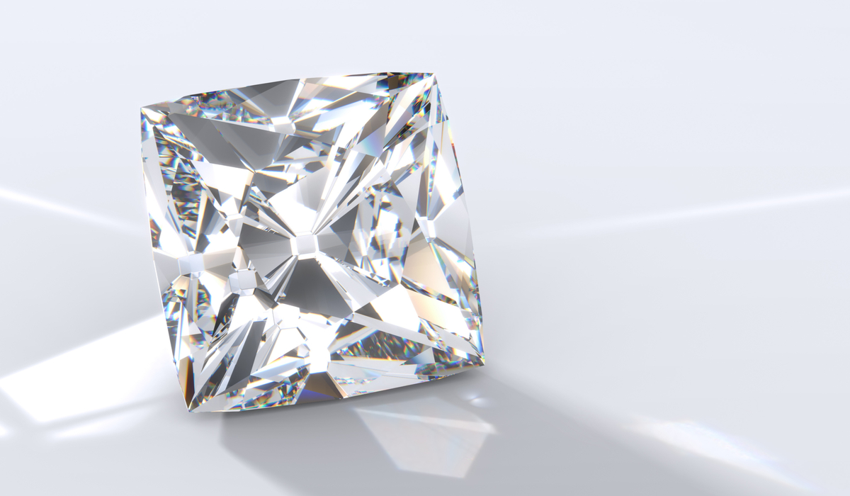 オールドマインカット ダイヤモンド