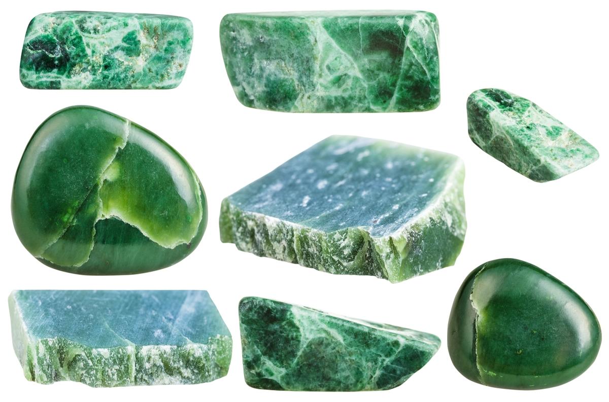 ネフライト 原石