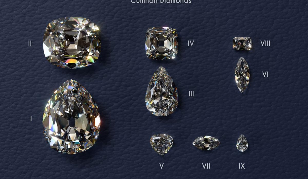 カリナンダイヤモンド