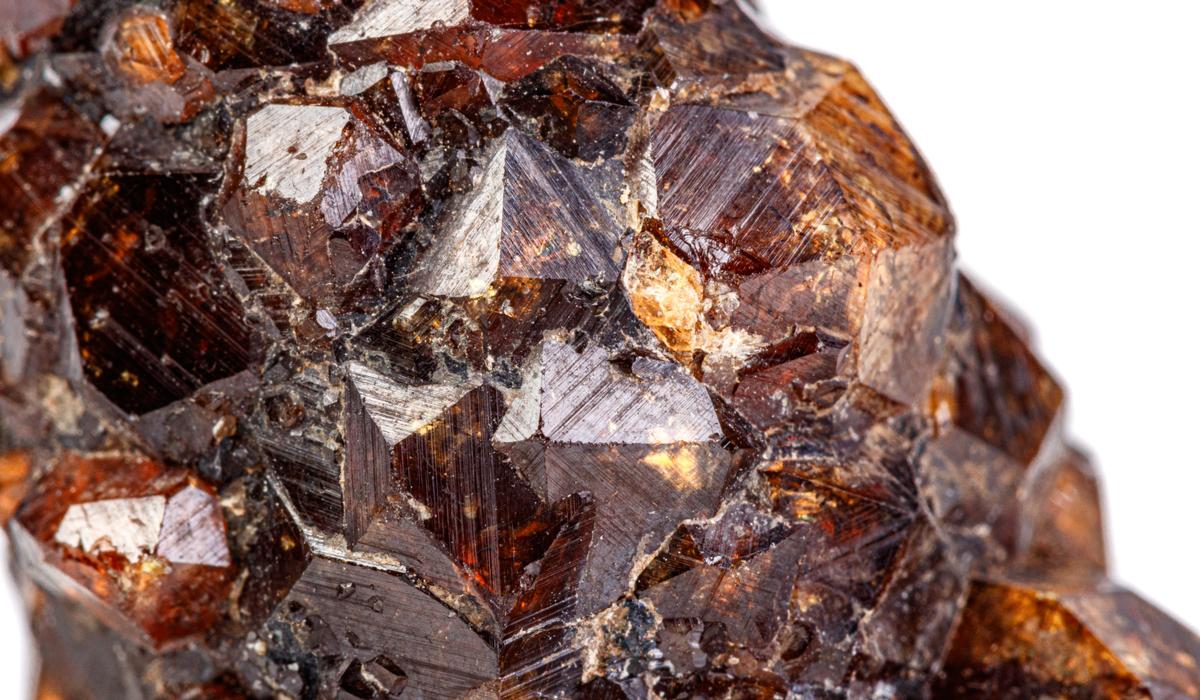 ガーネット 原石