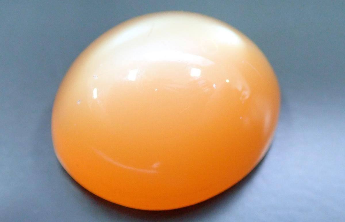 オレンジムーンストーン ルース