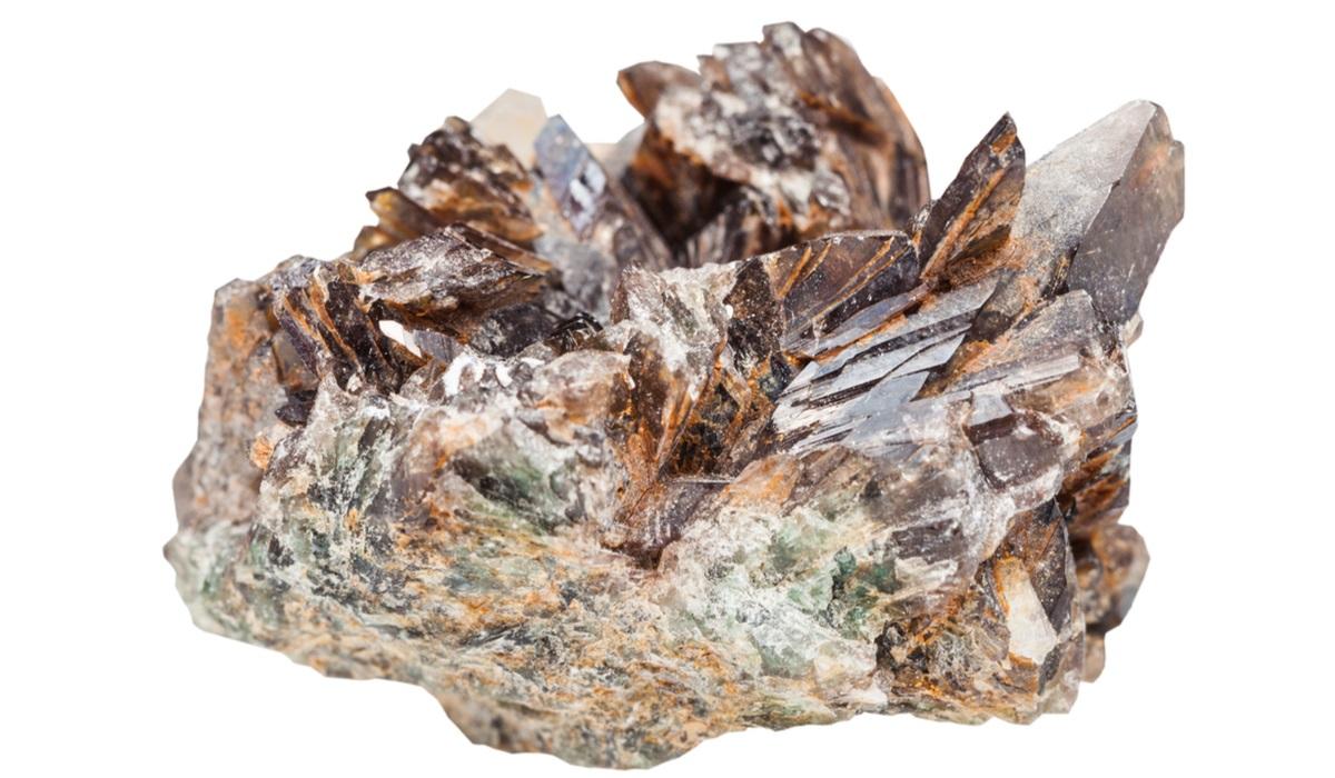 アキシナイト 原石
