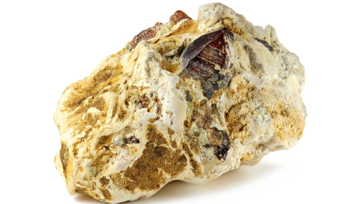コンドロダイト 原石
