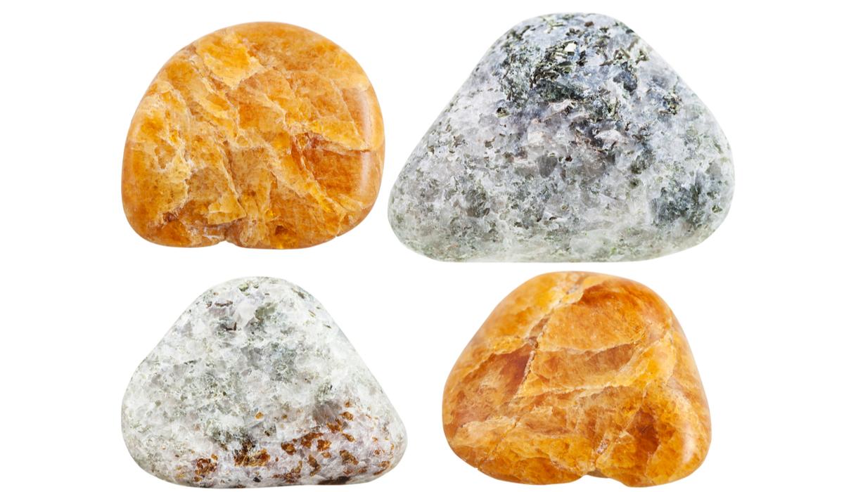 コンドロダイト クリノヒューマイト 原石