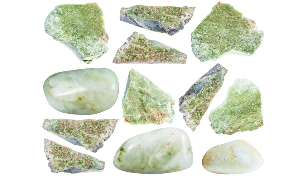 アイドクレース 原石
