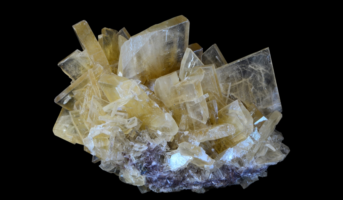 バライト 原石