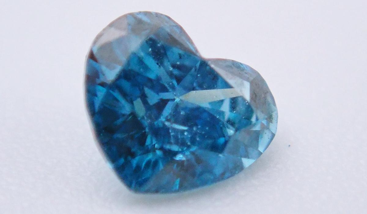 ハートシェイプカット ダイヤモンド ルース