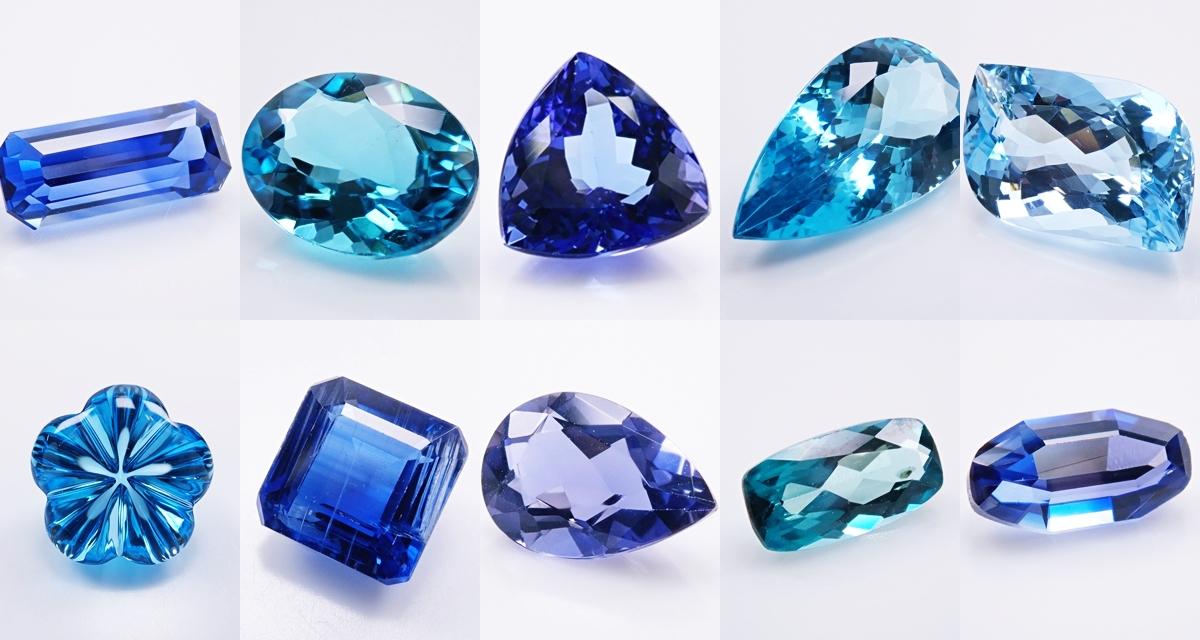 青色 ブルー ルース