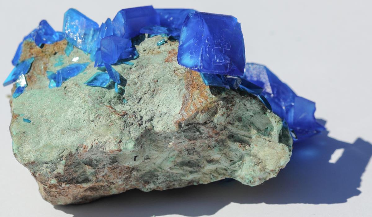 カルカンサイト 原石
