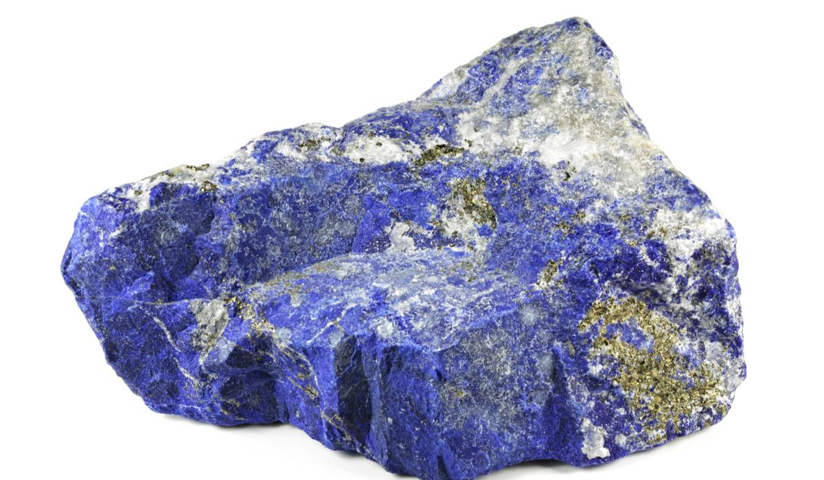 ラピスラズリ 原石