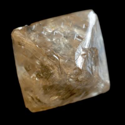 ダイヤモンド 八面体結晶