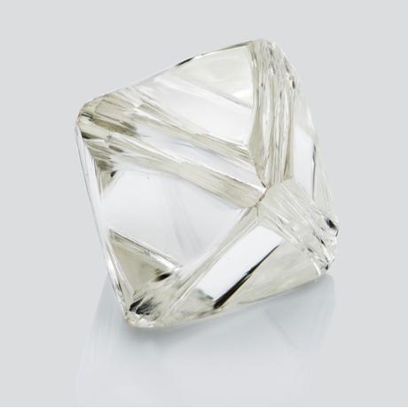 ダイヤモンド 原石 八面体