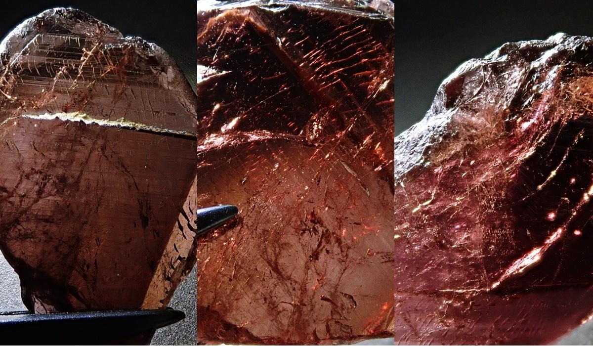 アキシナイト 原石2