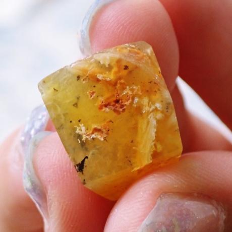 デンドリティックオパール 原石